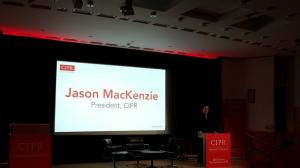 CIPR Conference 2017