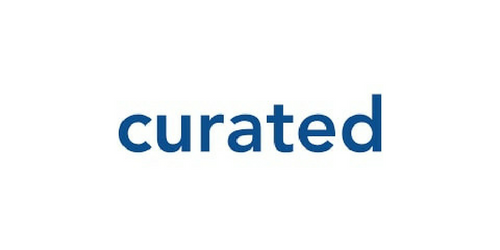 Curated logo