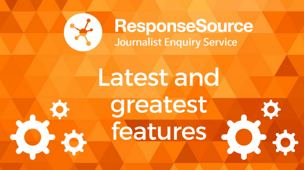 Journalist Enquiry Service features