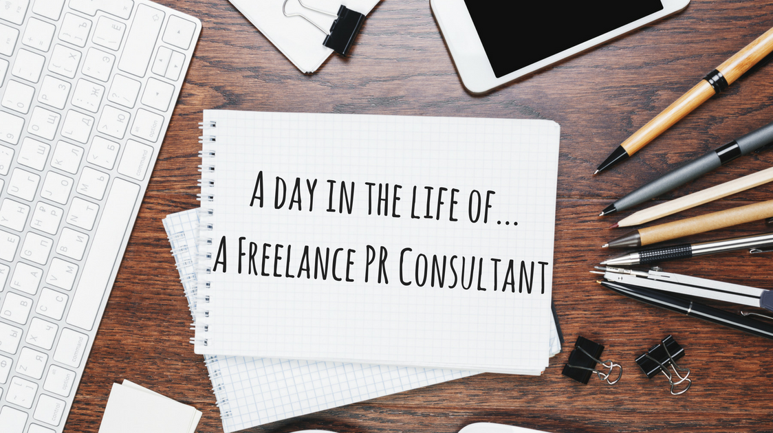 A day in the life of Freelance PR Consultant