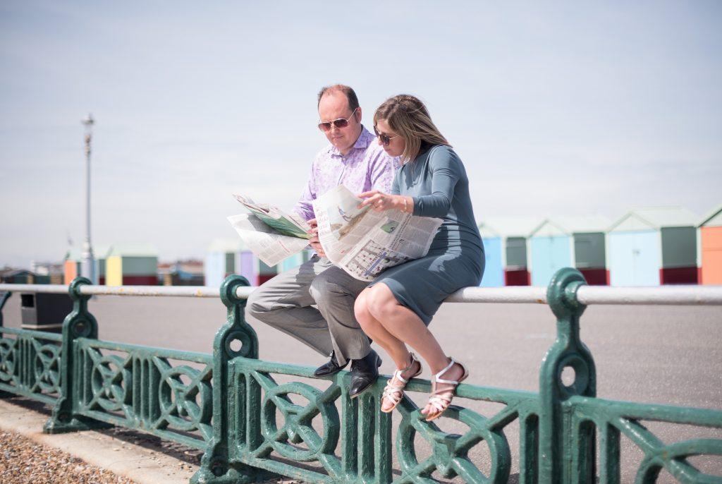 Jon and Corinne Card Full Story Media Brighton