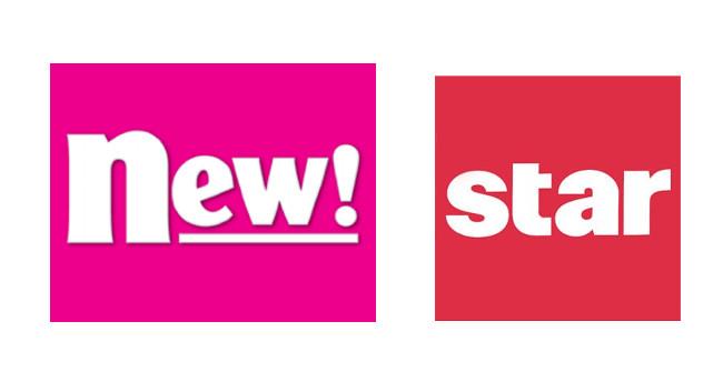 new! and star magazine