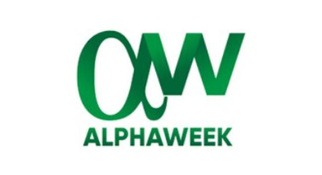 alpha week