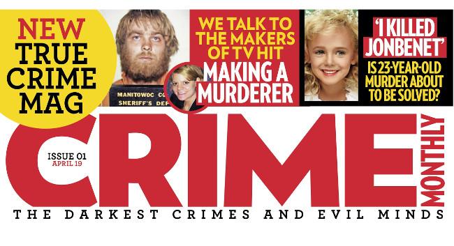 True Crime Monthly