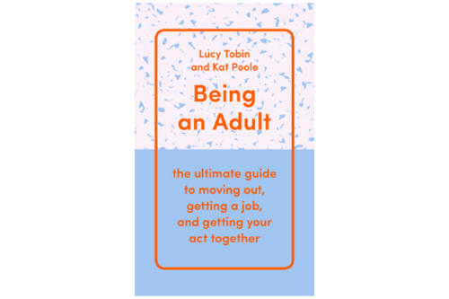 Being an Adult - book cover
