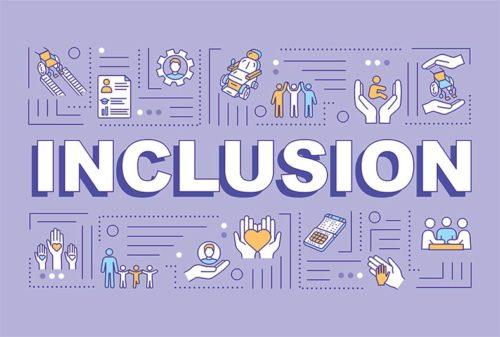 Inclusive reporting