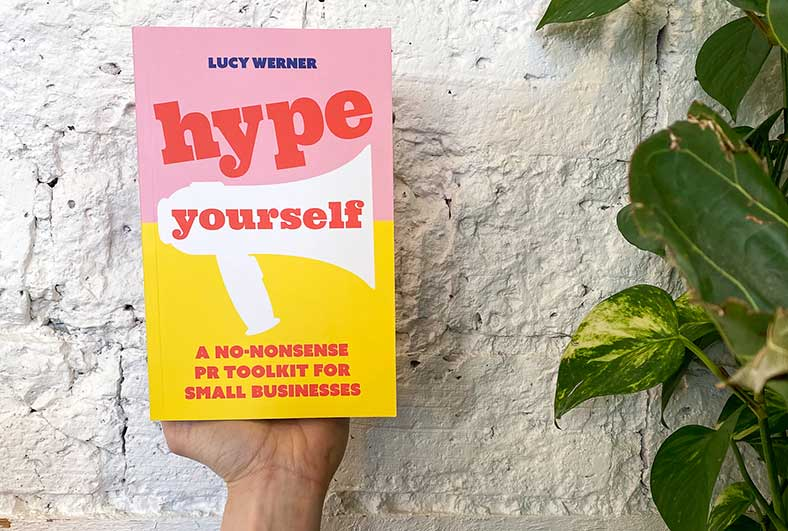 Hype Yourself Lucy Werner