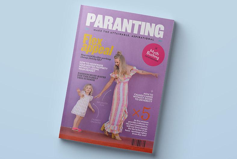Paranting Magazine